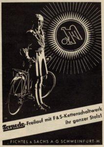 ZF Sachs Historie