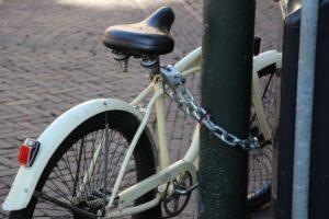 Pedelec Sicherheit Fahrradschloss