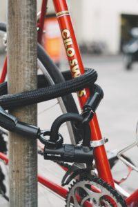 Fahrradschlösser Bügelschloss Kettenschloss