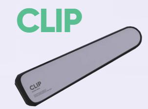 Clip Reibrollenantrieb