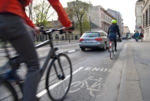 nachhaltige Mobilität Radverkehr