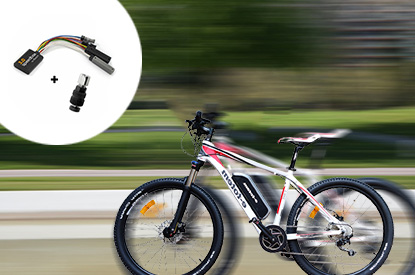E Bike Tuning E Bike schneller machen