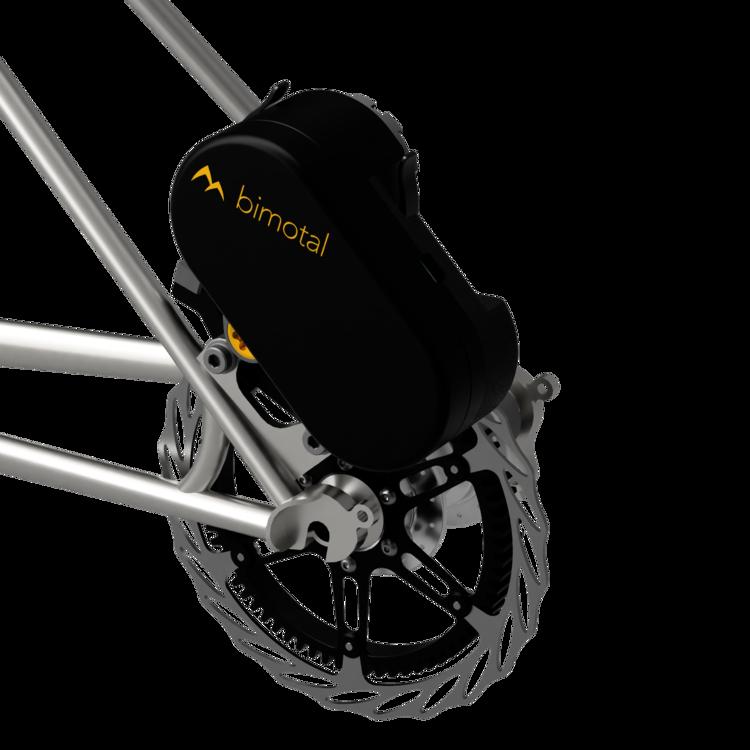 Mountainbike Umbausatz Elevate