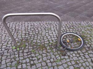 Fahrradschloss sicherheit