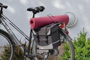 Gepäckträger e bike
