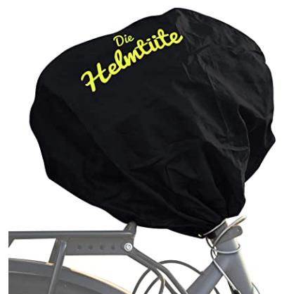 Helmtüte Fahrrad, E Bike, Pedelec Helm verstauen