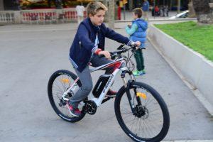 E-Bike Umbausatz Sicherheit