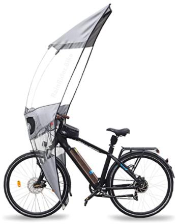 Rainrider Softop E Bike Gadget Regenschutz