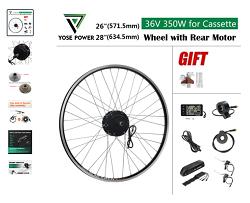 Yose Power Umbausatz E Bike